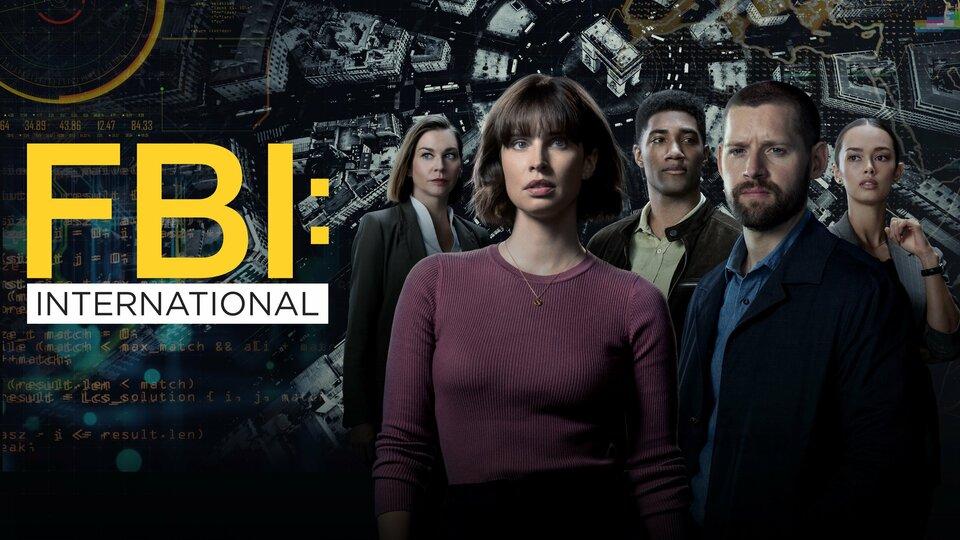 FBI: International - CBS