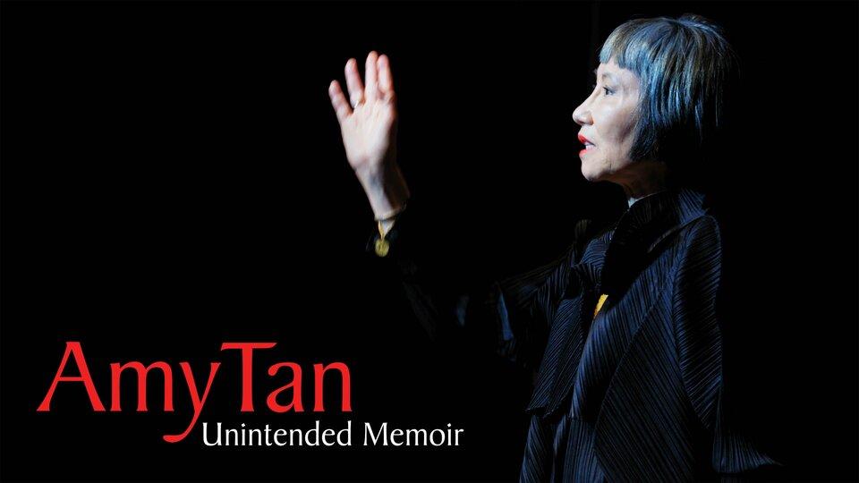 Amy Tan: Unintended Memoir - PBS