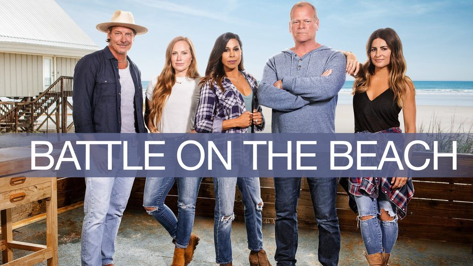 Battle on the Beach - HGTV