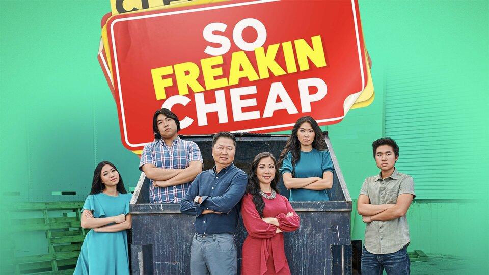 So Freakin Cheap - TLC