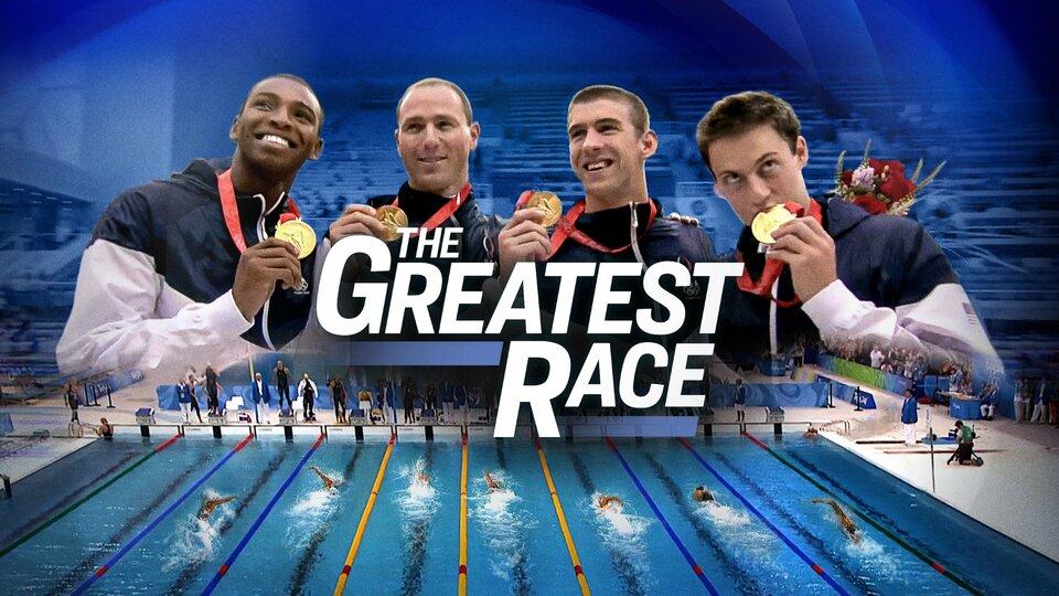 The Greatest Race - Peacock