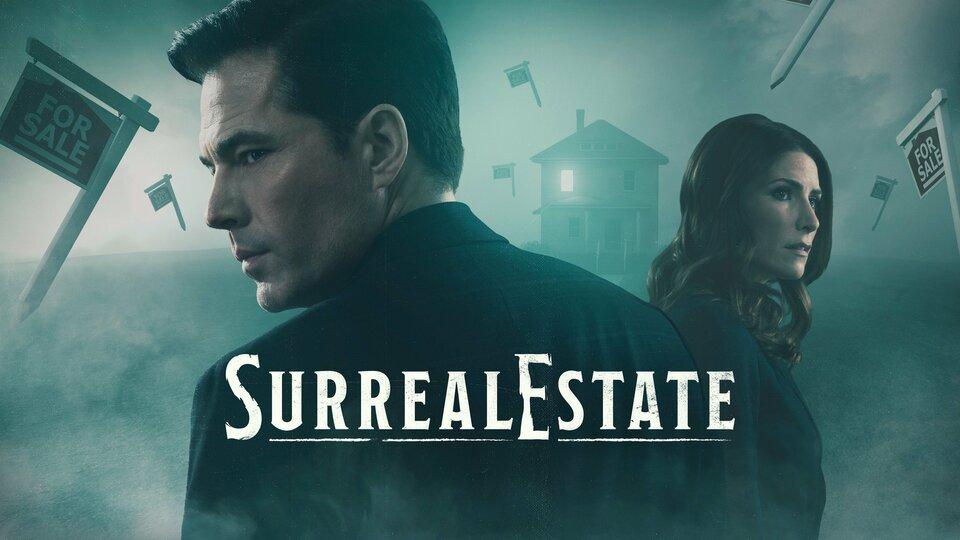SurrealEstate - Syfy