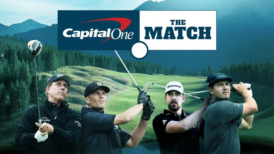 Capital One's The Match - TNT