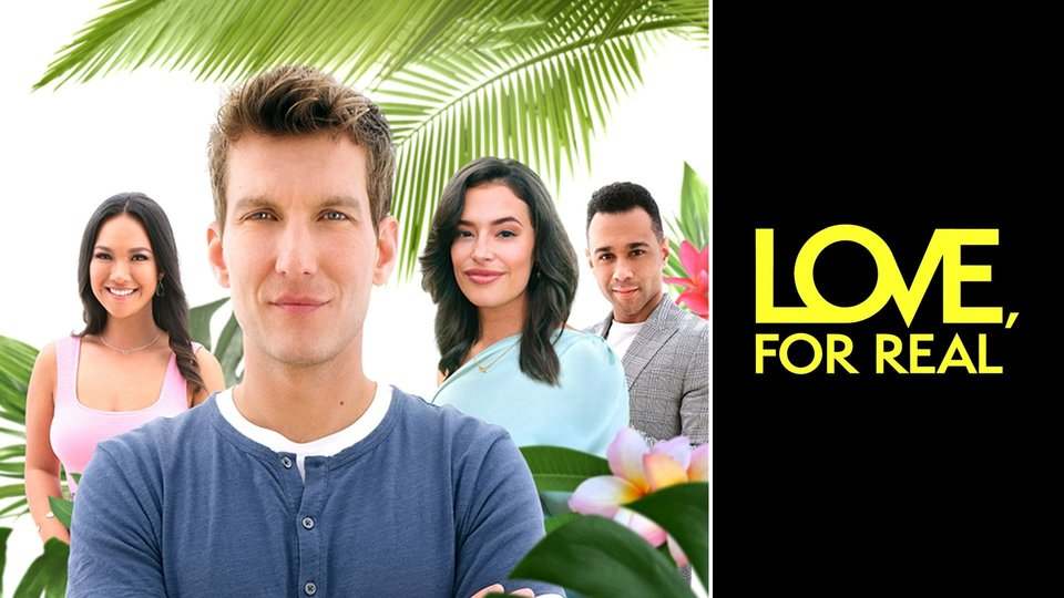 Love, For Real - Hallmark Channel