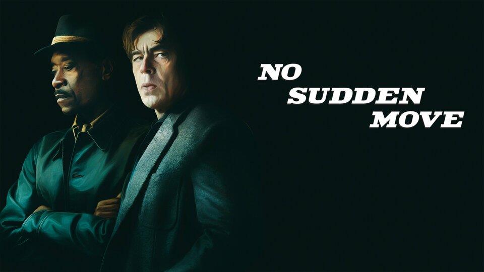 No Sudden Move - HBO Max