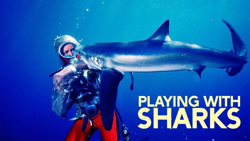 Playing with Sharks - Disney+