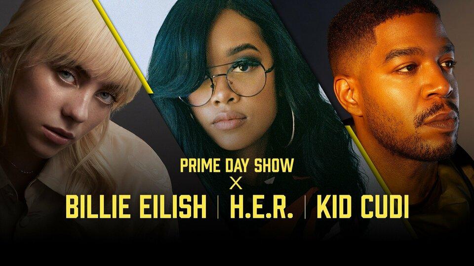 The Prime Day Show - Amazon Prime Video