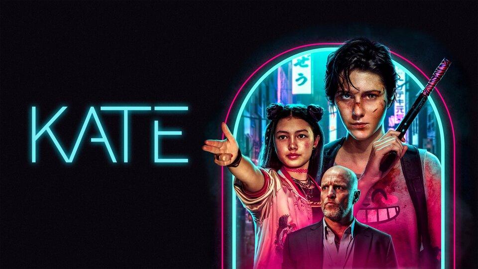 Kate - Netflix