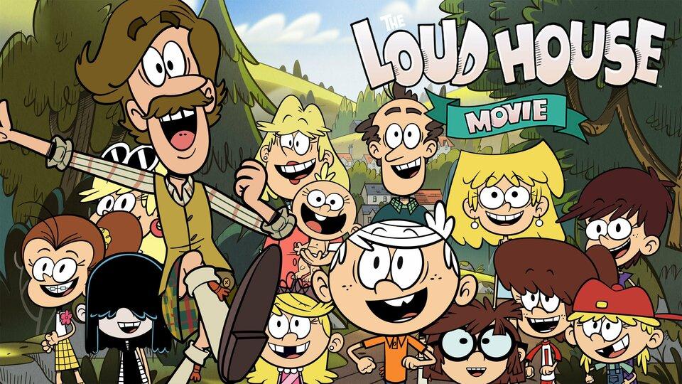 The Loud House Movie - Netflix
