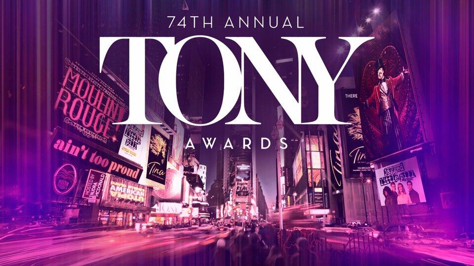 Tony Awards - Paramount+