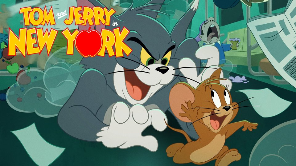 Tom and Jerry in New York - HBO Max
