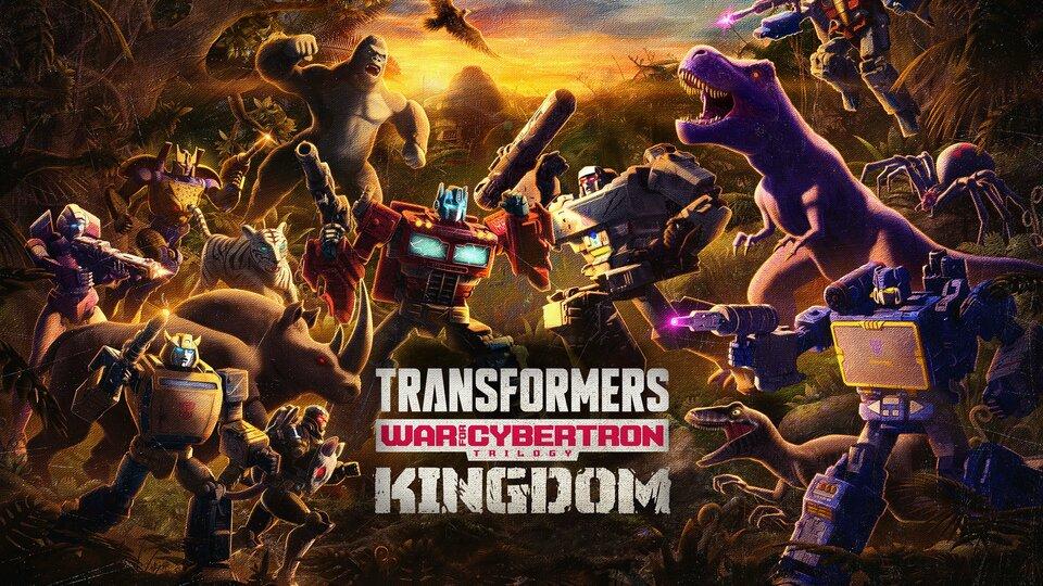 Transformers: War for Cybertron: Kingdom - Netflix