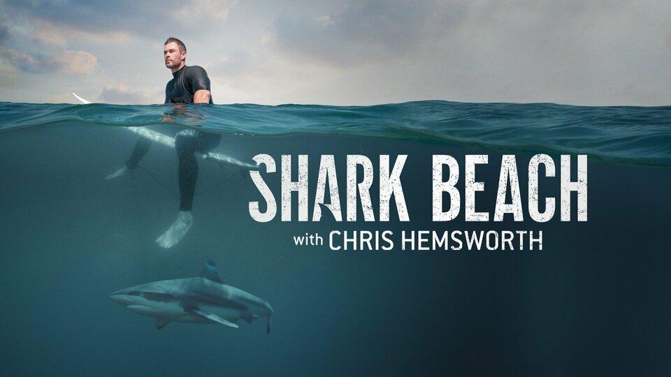 Shark Beach with Chris Hemsworth - Nat Geo