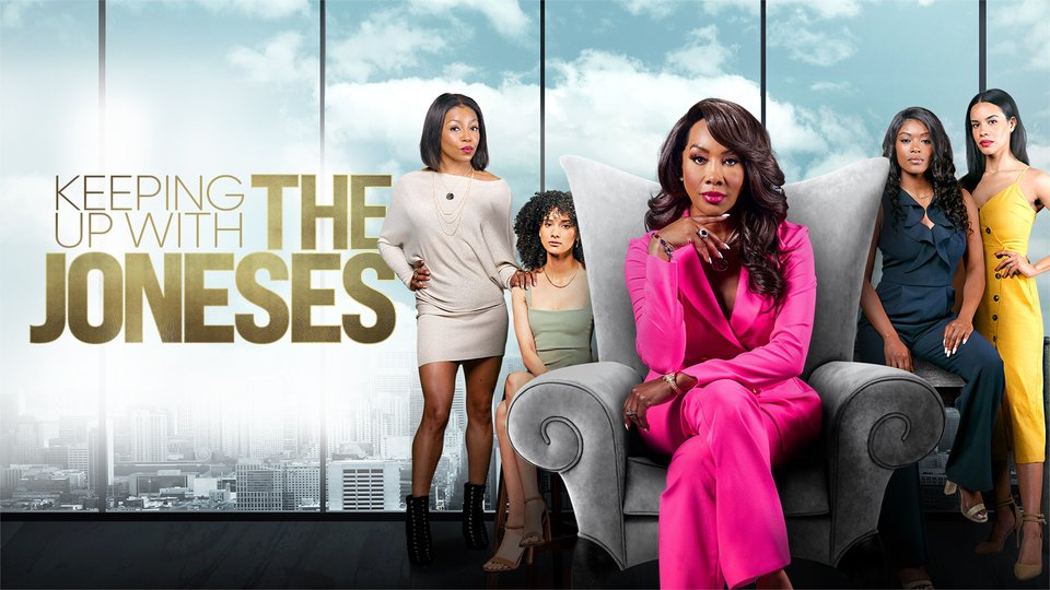 Keeping Up with the Joneses - Lifetime Movie Network