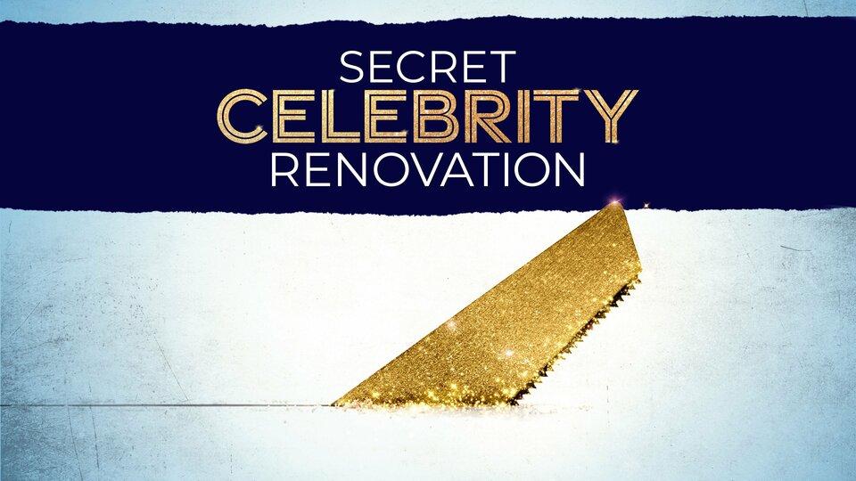 Secret Celebrity Renovation - CBS