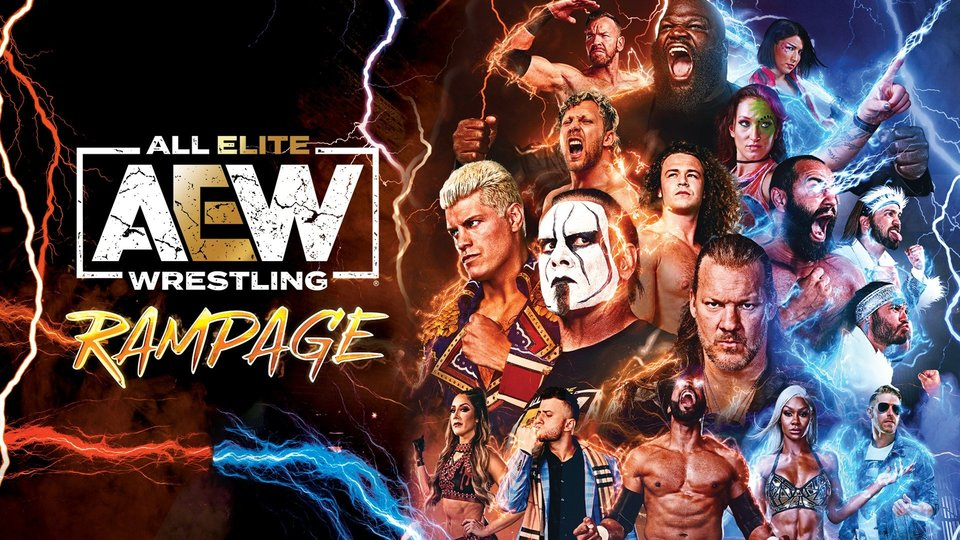 AEW: Rampage - TNT