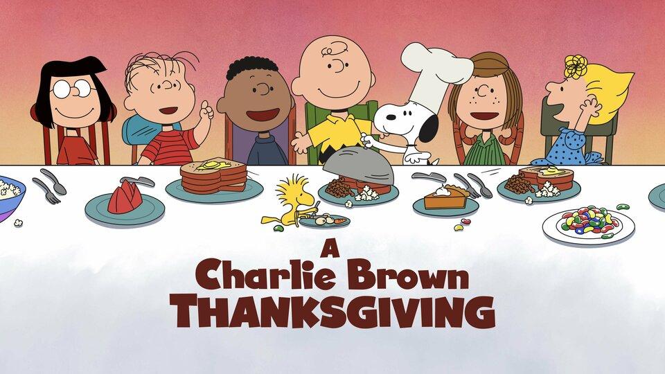 A Charlie Brown Thanksgiving - CBS