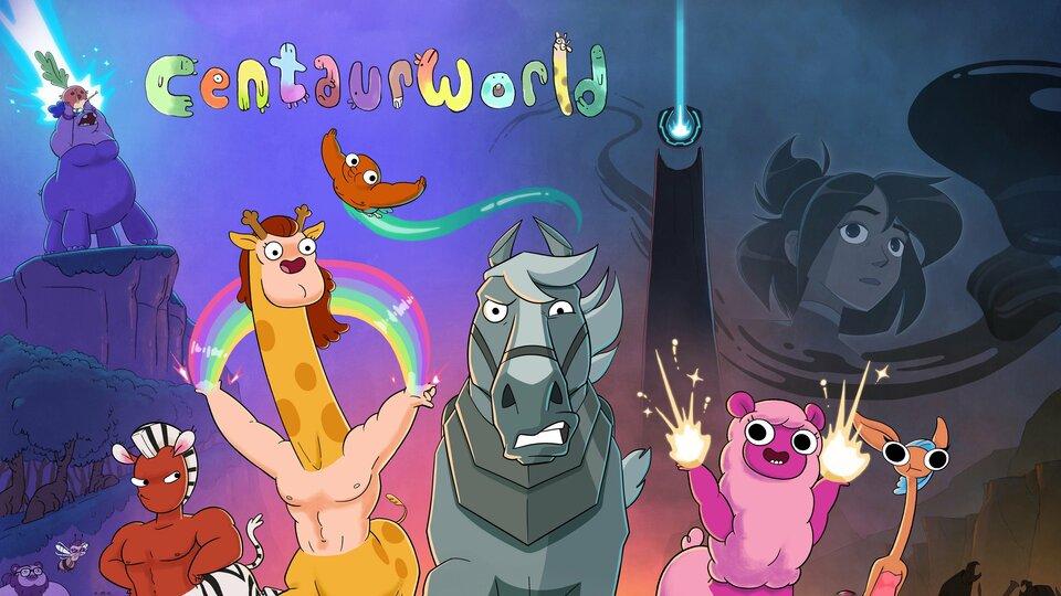 Centaurworld - Netflix