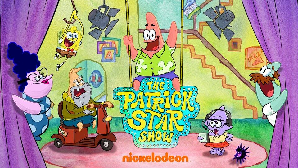 The Patrick Star Show - Nickelodeon