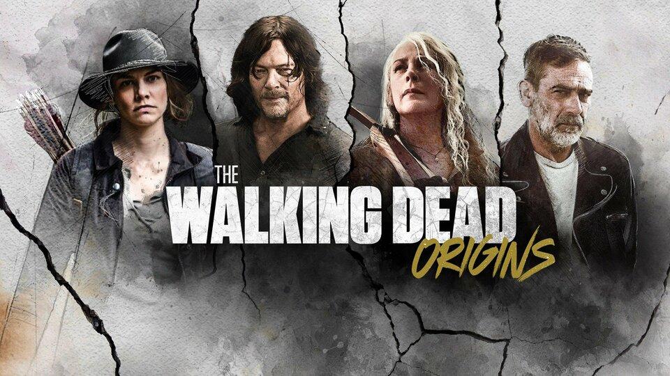 The Walking Dead: Origins - AMC+