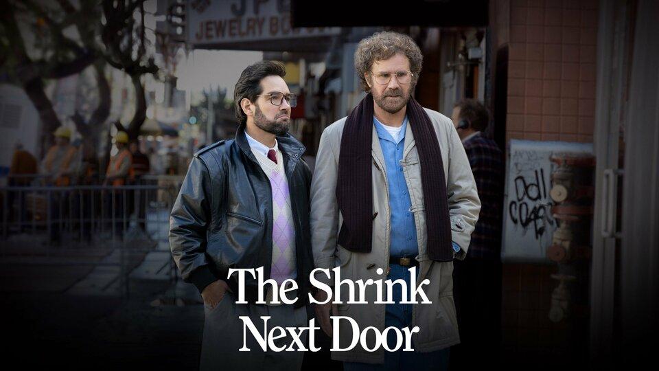 The Shrink Next Door - Apple TV+