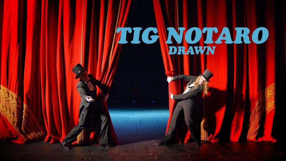 Tig Notaro: Drawn - HBO