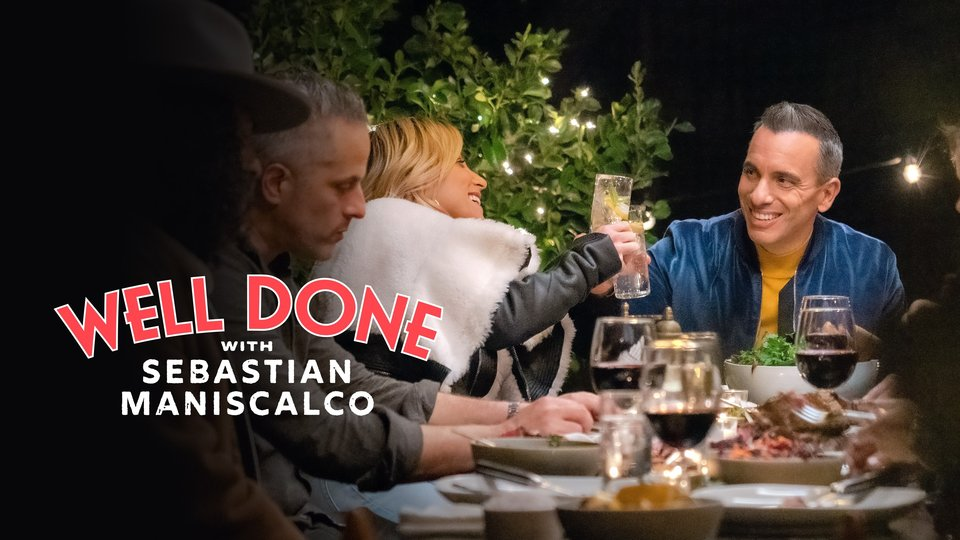 Well Done With Sebastian Maniscalco - Discovery+
