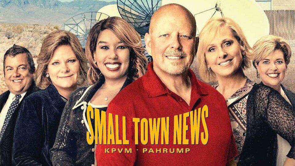 Small Town News: KPVM Pahrump - HBO
