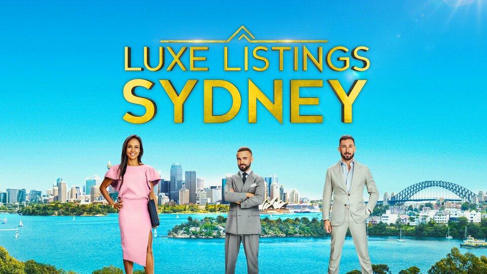 Luxe Listings Sydney - Amazon Prime Video