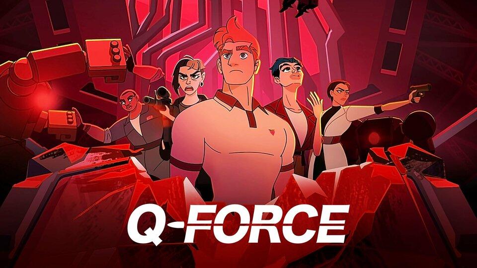 Q-Force - Netflix