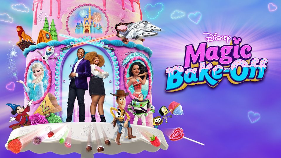 Disney's Magic Bake-Off - Disney Channel