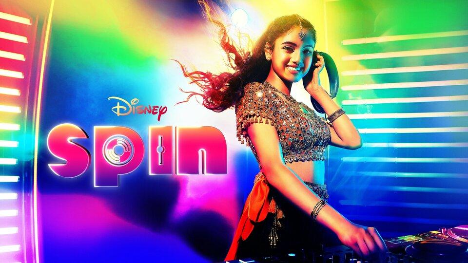 Spin - Disney Channel