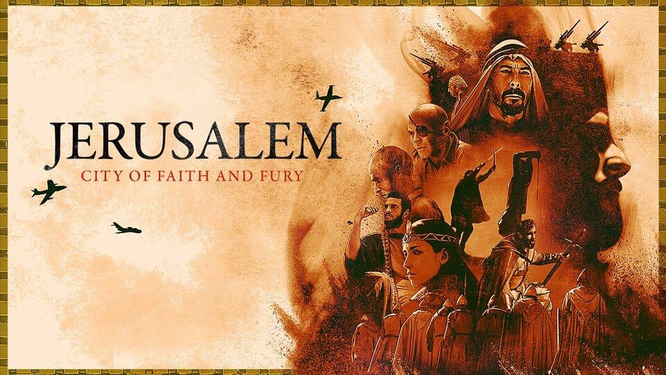 Jerusalem: City of Faith and Fury - CNN