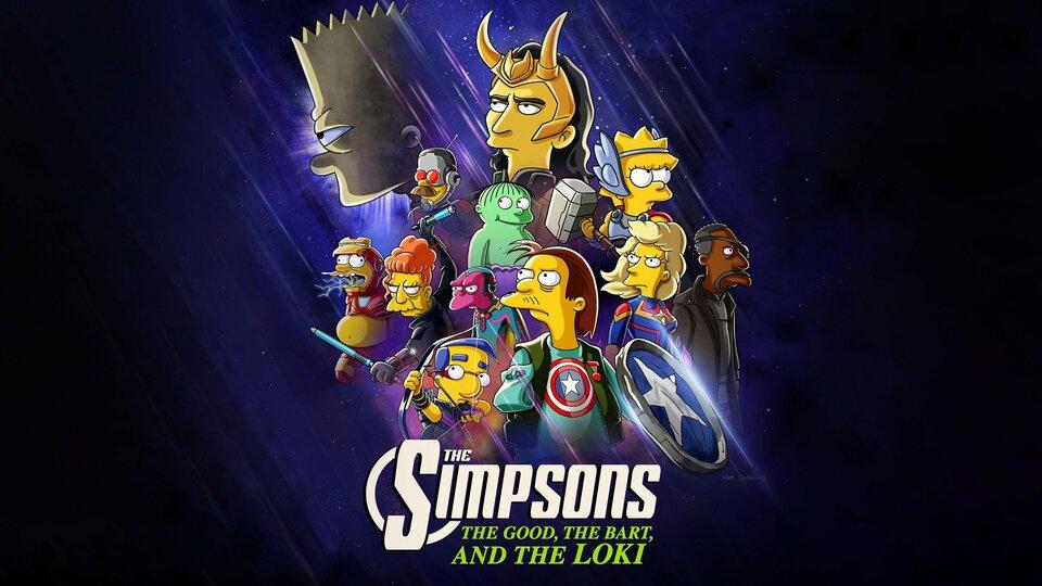 The Good, The Bart, and The Loki - Disney+