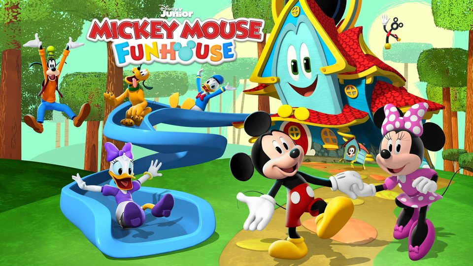 Mickey Mouse Funhouse - Disney+