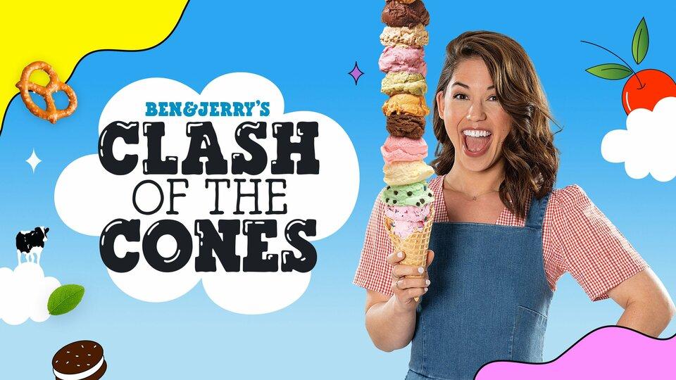 Ben & Jerry's Clash of the Cones - Food Network