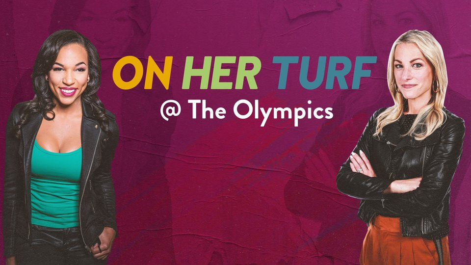 On Her Turf at the Olympics - Peacock