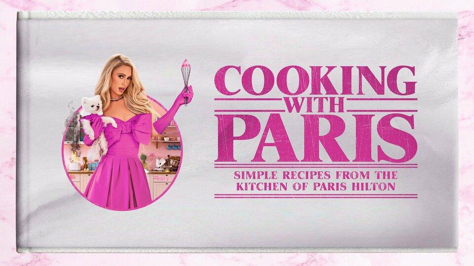 Cooking with Paris - Netflix
