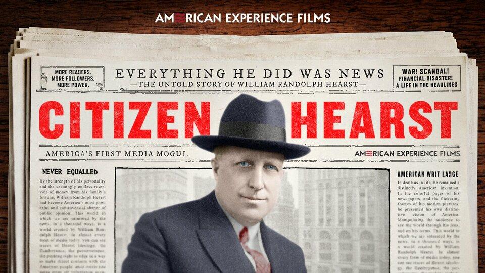 Citizen Hearst - PBS