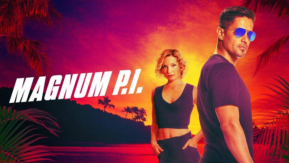 Magnum P.I. (2018) - CBS