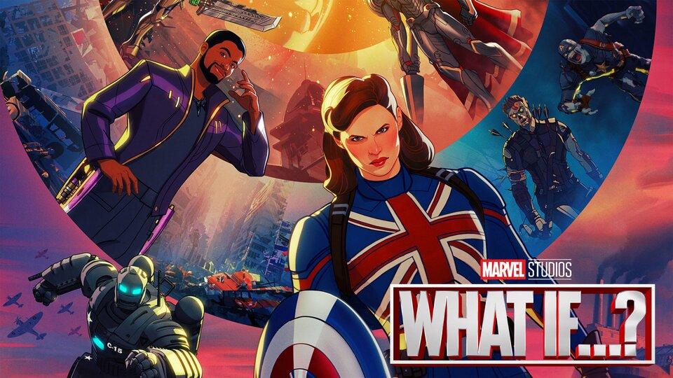 What If...? - Disney+