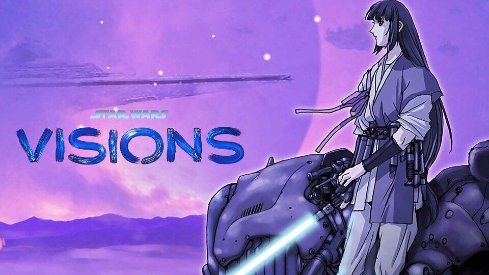 Star Wars: Visions - Disney+