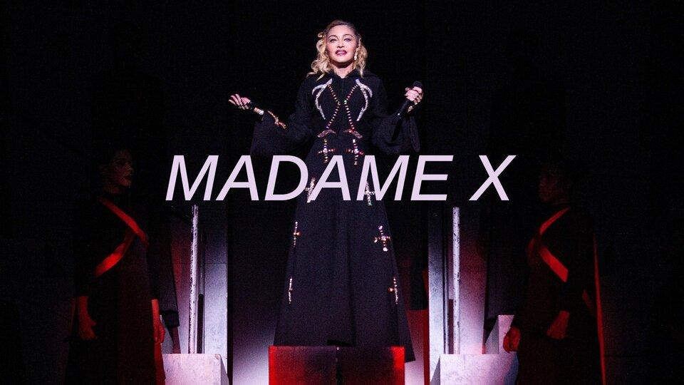 Madame X - Paramount+