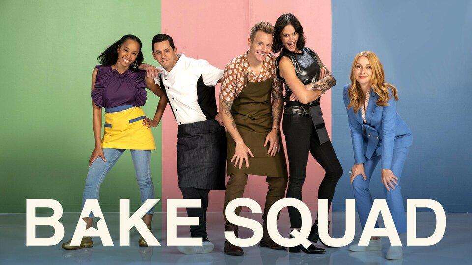 Bake Squad - Netflix