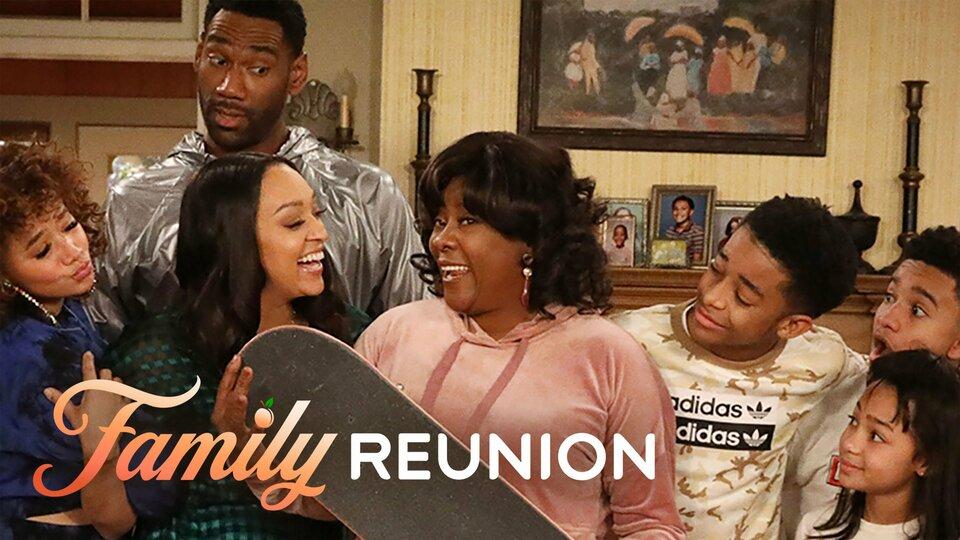 Family Reunion - Netflix