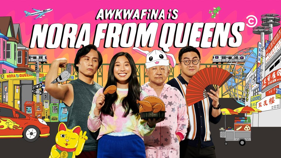 Awkwafina Is Nora From Queens - Comedy Central