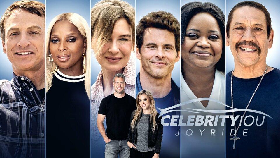 Celebrity IOU: Joyride - Discovery+