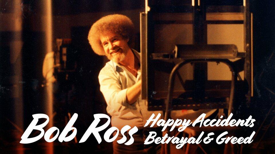 Bob Ross: Happy Accidents, Betrayal & Greed - Netflix