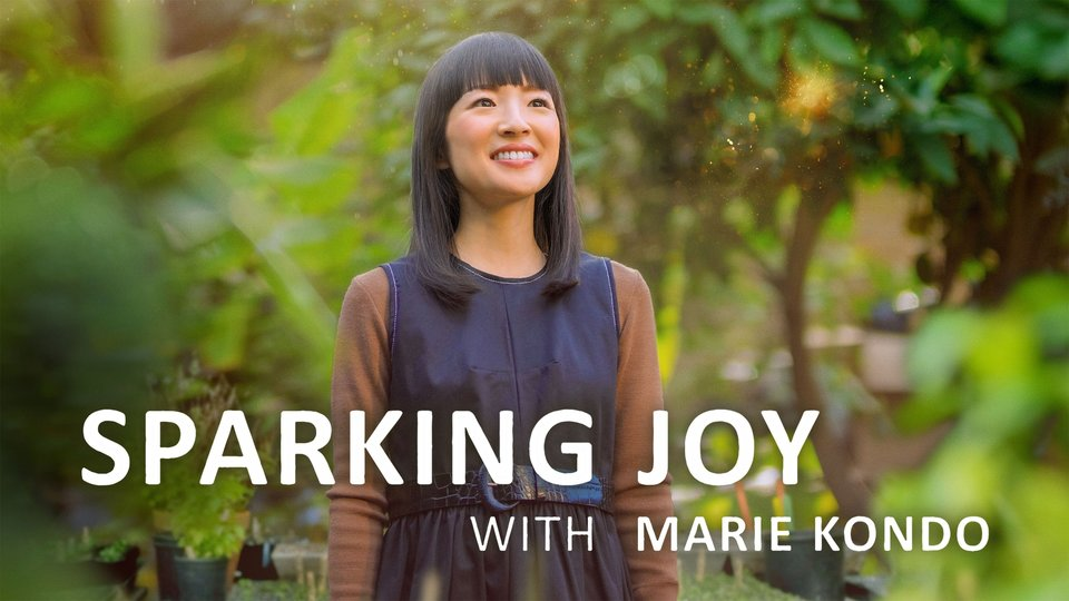 Sparking Joy with Marie Kondo - Netflix