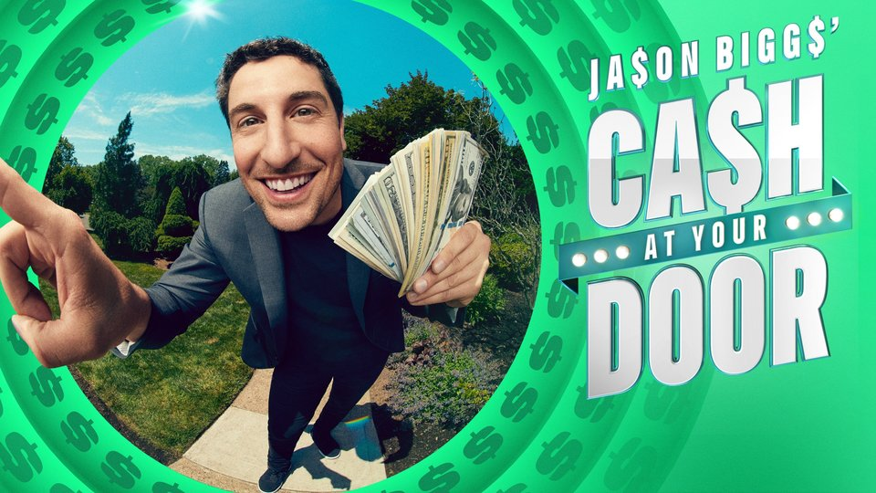 Jason Biggs' Cash at Your Door - E!